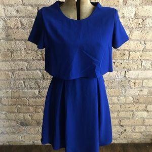 Soprano Fit and Flare Dress EUC! Size small
